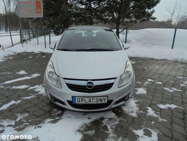 Opel Corsa 5'Drzwi'Klimatyzacja'Abs'Tempomat'Komputer'8xair'Bag'