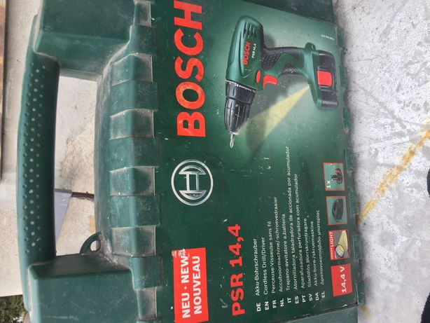 Sprzedam dwie skrętarki Bosch rezerwacja do poniedziałku