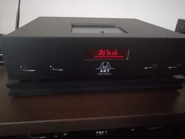 Odtwarzacz cd audionet art 2 update