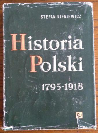 Historia Polski 1795->1918 Kieniewicz Stefan
