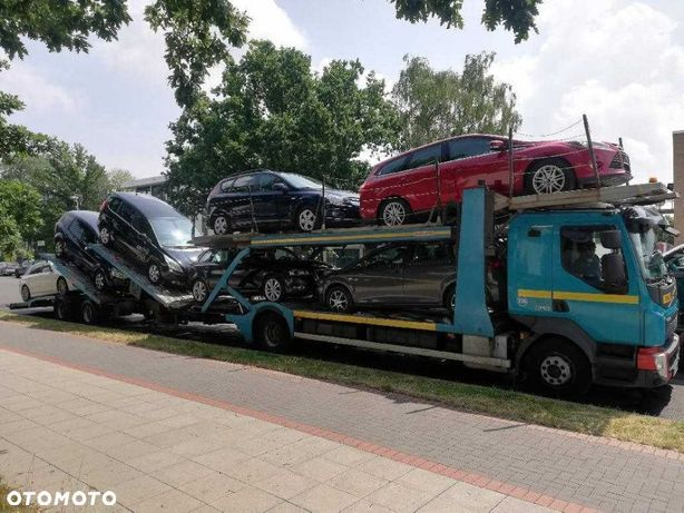 Volvo FL 280  Autotransporter laweta lohr / pomoc drogowa / pojazd specjalny