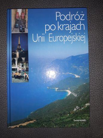 Książka Podróż po krajach Unii Europejskiej