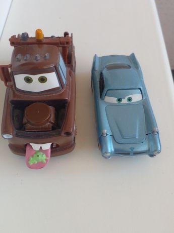 Машинки Тачки, Disney, оригинал, железные