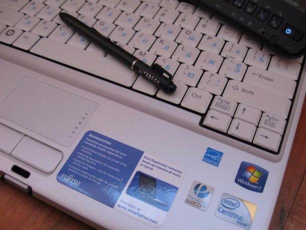 Ноутбук трансформер Fujitsu LifeBook T4410 + Webcam + 3G модем + HDMI