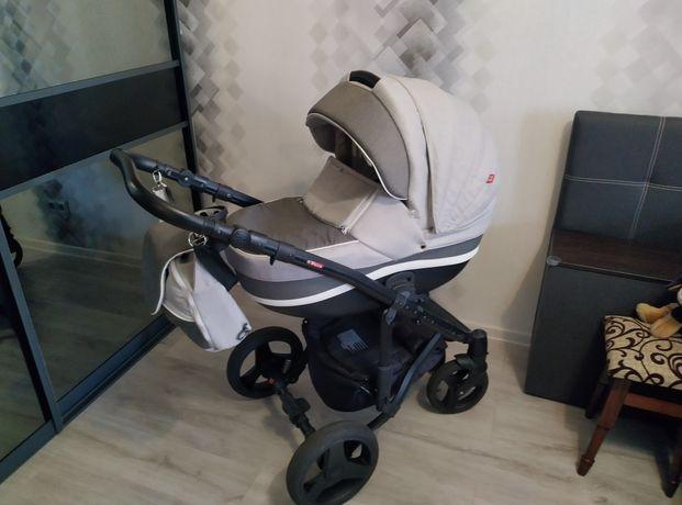 Adamex Vicco детская коляска 2+1 автокресло переноска
