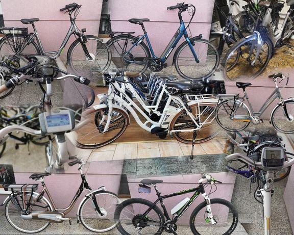 Holenderskie Rowery Elektryczne.Gazelle-Koga-Batavus-Sparta-Trek-Bulls