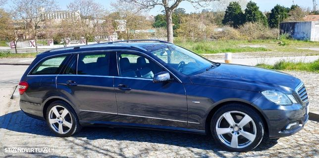 Mercedes-Benz E 350 CDi Avantgarde BlueEfficiency