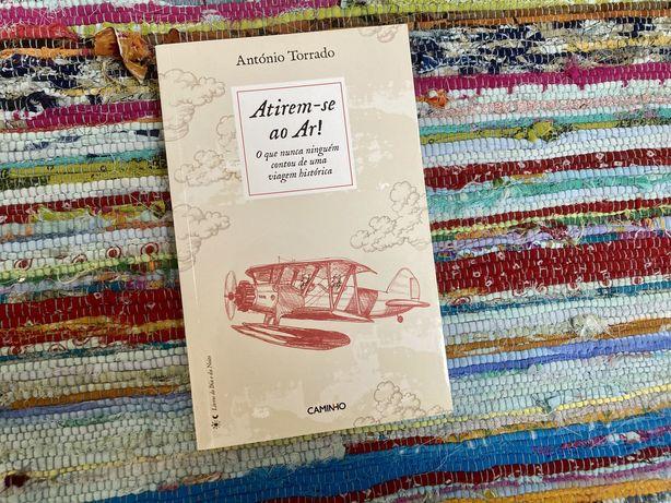 António Torrado - Atirem-se ao Ar! (Livro)