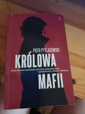 """""""Królowa mafii"""" Piotr Pytlakowski"""