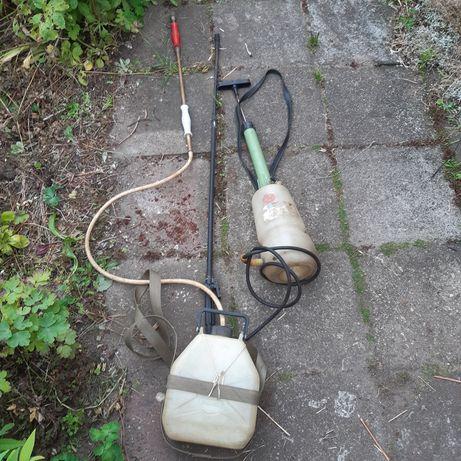 Opryskiwacz ogrodowy ERG