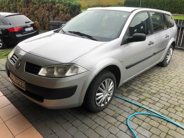 Renault Megane 2005 rok