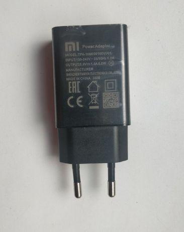 Оригинальное зарядное устройство xiaomi ксиаоми адаптер питания сяоми
