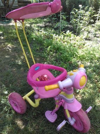 Велосипед детский трёх колёсный