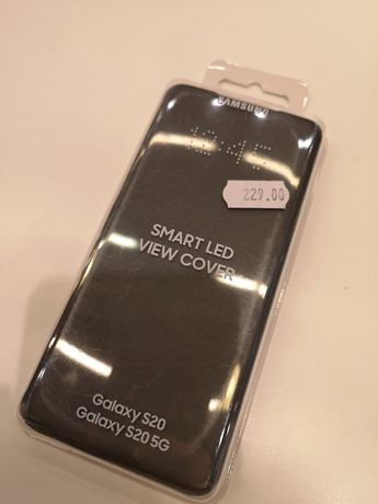 SAMSUNG Smart Led View Cover S20/S20 5G