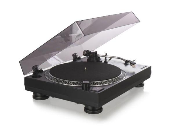 Gramofon Dual DT 250 jak nowy, komplet