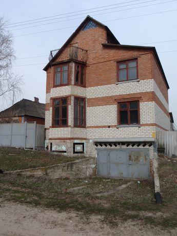 Продам дом в селе Волчанские хутора, от Харькова 70 км.