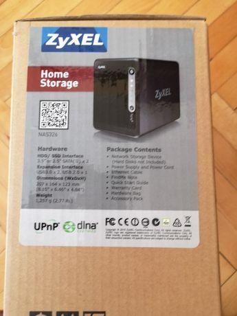 Serwer plików ZYXEL NAS326