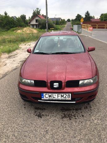 Seat toledo stan bdb 2001r 1.6 GAZ nowy przeglad.