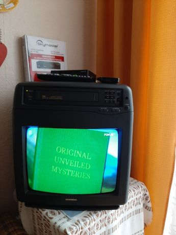 Sprzedam telewizor plus dekoder '