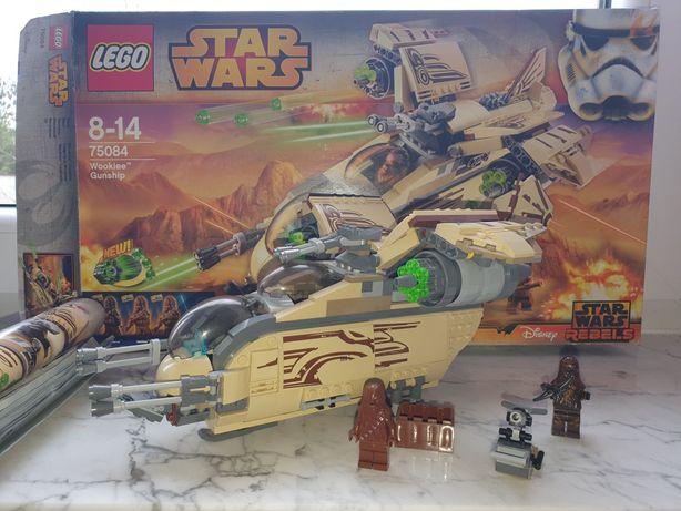 Lego Star Wars 75084 okret bojowy wookie OKAZJA