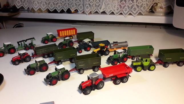 Моделі тракторів siku 1:87