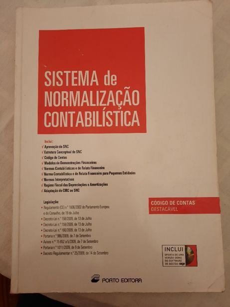 Livro Sistema Normalização Contabilística (SNC)