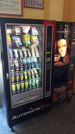 Automat sprzedający vending snack