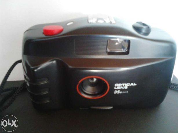 Máquina de fotos antiga