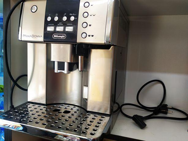 Продам кофемашину Delonghi Primadonna 6600 б/у
