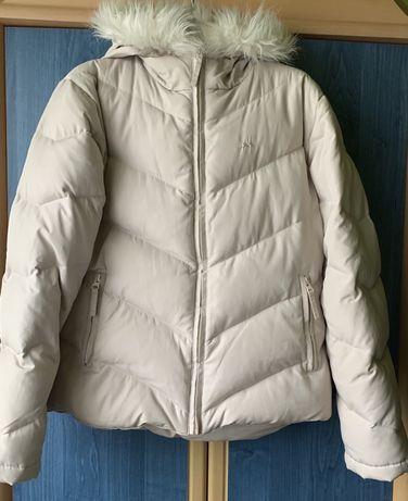 Puchowa kurtka na zimę Trespass rozm. 38