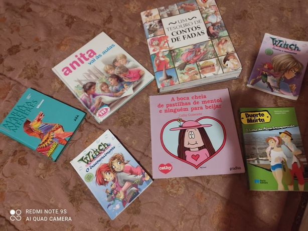 Vendo livros infantis