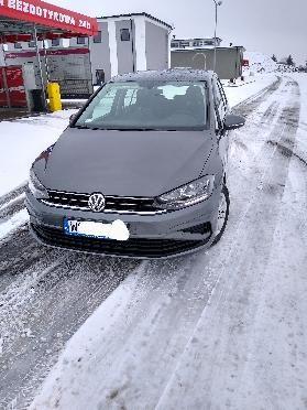 Volkswagen Golf sportsvan 1.0 TSI 115 KM