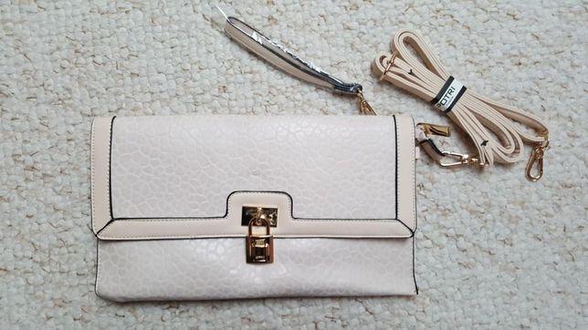 Nowa torebka kopertówka w dwóch kolorach