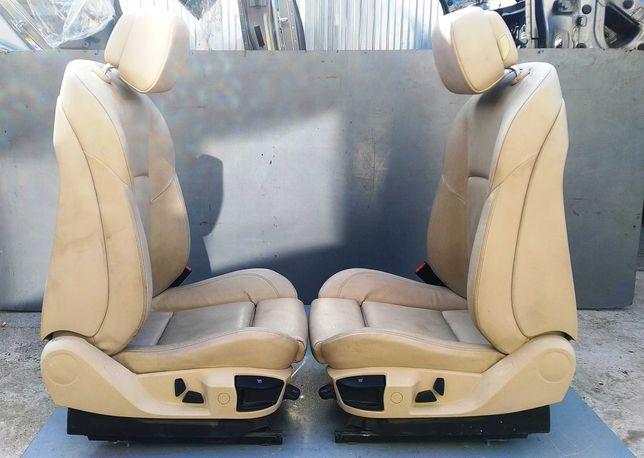 Салон BMW 5 F10 F11 Сидіння Сиденья БМВ 5 Ф10 Диван Передние Сидения