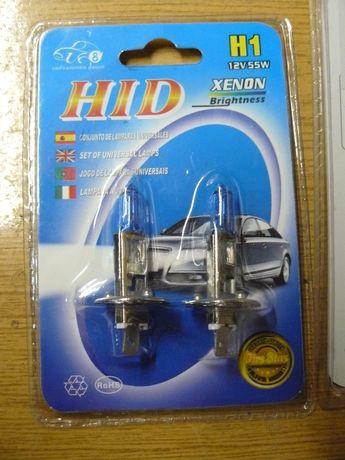 Żarówki Xenon H1 - 2 sztuki