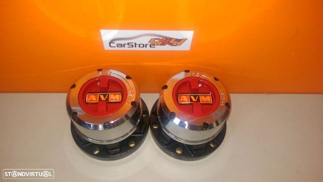 Cubos AVM 443 HP reforçados Mistubishi Pajero / L200 High Performance