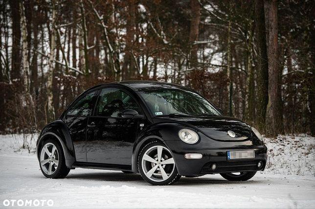 Volkswagen New Beetle // Black Beetle 1,8 turbo 150 km Wolsburgedition 2001 rok alu 18'' !!!
