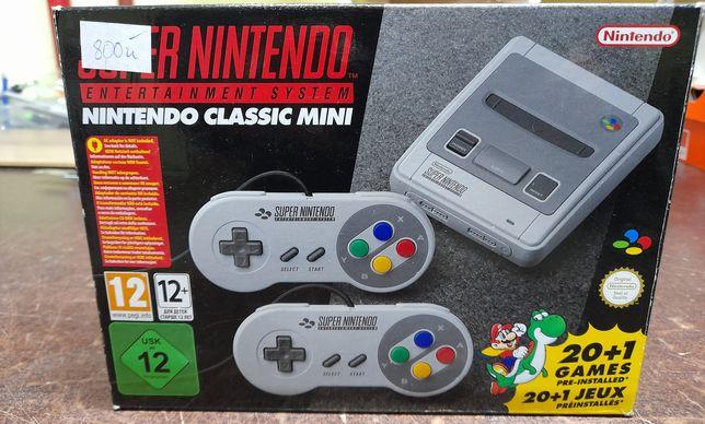 Konsola Nintendo CLASSIC MINI SNES