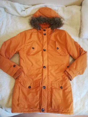 Pomarańczowa kurtka Fabric M