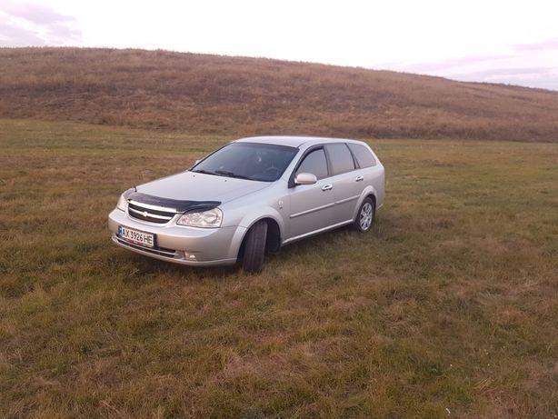 Chevrolet Lacetti SW