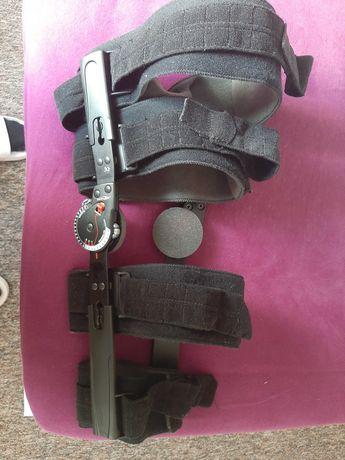 Dluga orteza zegarowa na kolano