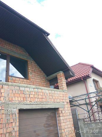 Покрівельні роботи від а до я Ремонт та реконструкція даху Покрівля пі