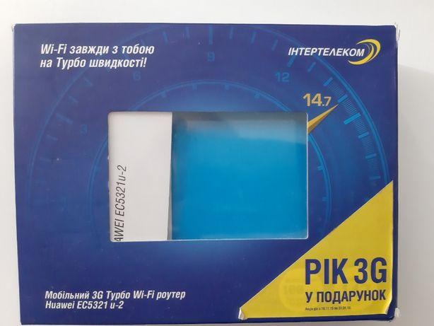 Модем 3G HUAWEI EC5321u-2