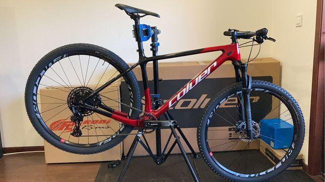 Bicicleta btt roda 29 carbono coluer Poison