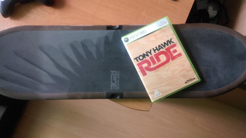 tony hawk ride xbox 360 Wąsowo - image 1