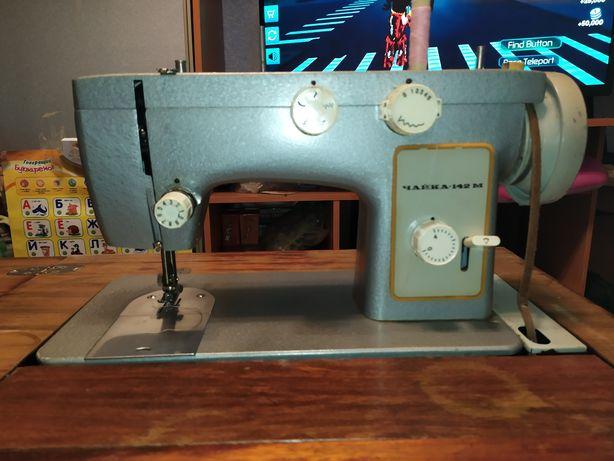 Швейная машинка Чайка142м ножная