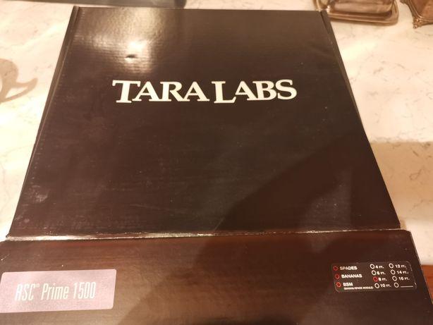 Kable głośnikowe TaraLabs RSC Prime 1500 BW