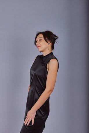 Платье футляр маленькое чёрное платье