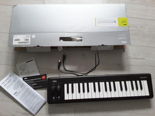 Klawiatura MIDI KORG MicroKEY 37 mk2