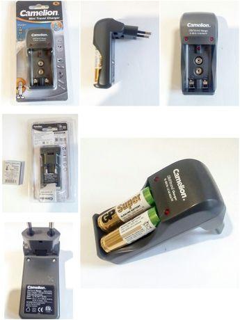 Зарядное устройство Camelion BC-1001A NiMH/NiCd/9V